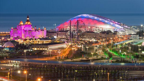 Le stade Fisht de Sochi - Sputnik France