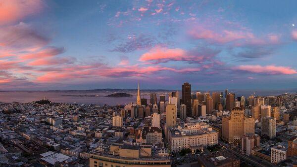 Vue sur San Francisco - Sputnik France