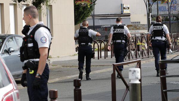 French police officers - Sputnik France