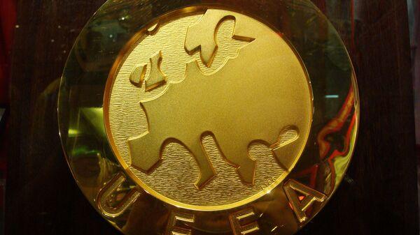 UEFA Logo - Sputnik France