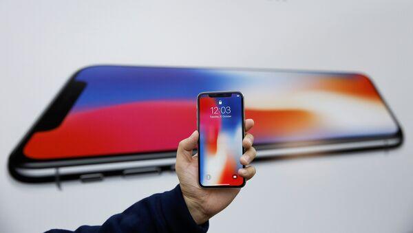 L'iPhone X - Sputnik France