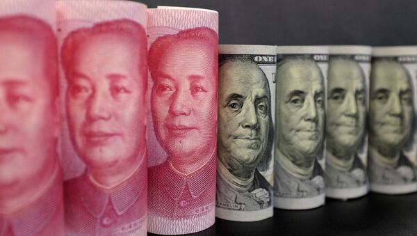 Pétrole brut: les contrats à terme libellés en yuans dévaloriseront le dollar - Sputnik France