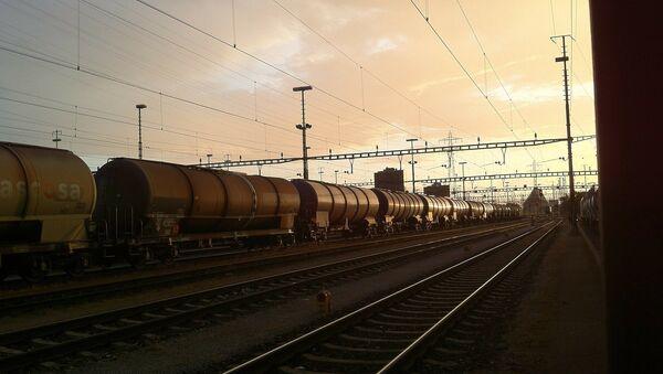 Un train - Sputnik France