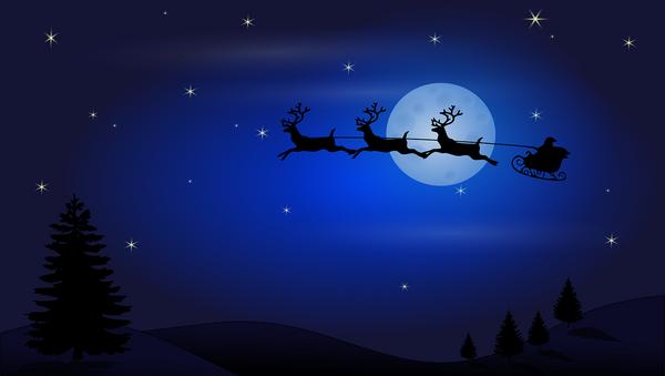 Cette nuit, Père Noël aura un astéroïde dans sa hotte - Sputnik France
