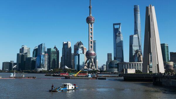 Vue de Shanghai - Sputnik France