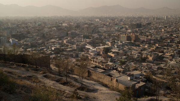 Вид на город Кабул в Афганистане - Sputnik France
