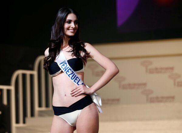 Succombez au charme et à la beauté: Miss International élue à Tokyo - Sputnik France
