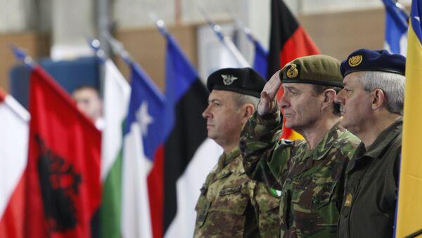 Force de l'Union européenne (EUFOR) - Sputnik France