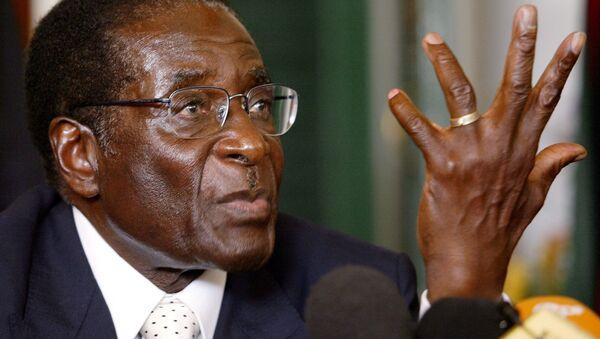 Mugabe: une présidence aux erreurs fatales - Sputnik France