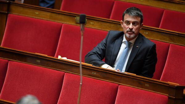 Manuel Valls - Sputnik France