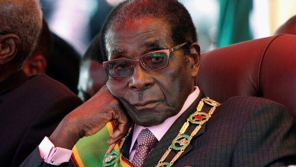Robert Mugabe - Sputnik France