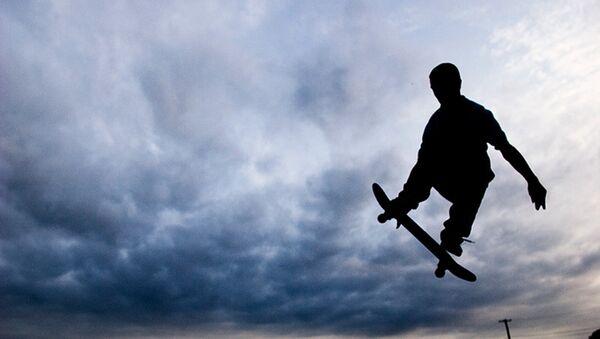 skateboard_air_silhouette - Sputnik France