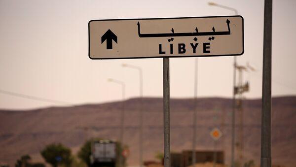 La frontière entre la Tunisie et la Libye - Sputnik France