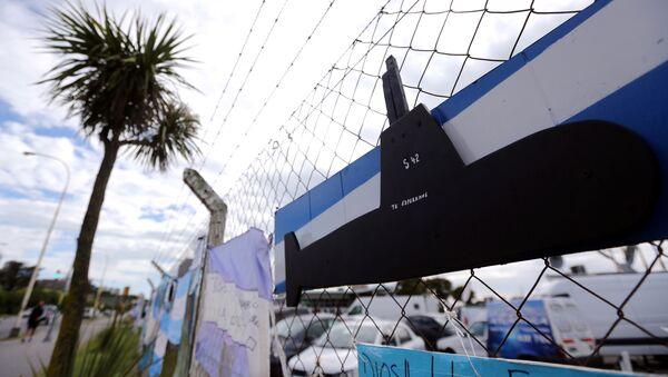 Desaparición del submarino San Juan en Argentina - Sputnik France