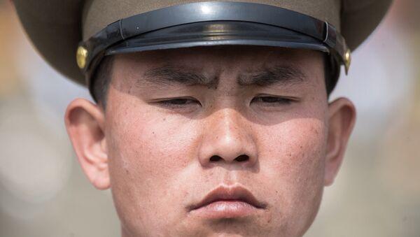 Militaire nord-coréen - Sputnik France