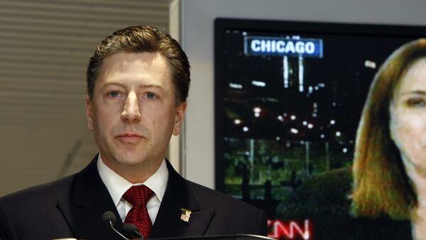 l'émissaire US pour l'Ukraine Kurt Volker - Sputnik France