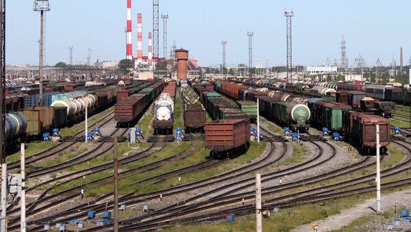 Pourquoi Moscou participe à des projets ferroviaires au Proche-Orient? - Sputnik France