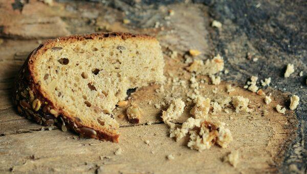 Un trozo de pan (imagen referencial) - Sputnik France