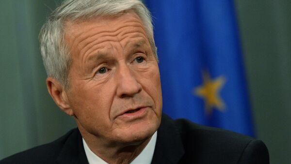 Thorbjorn Jagland, Secretary General of the Council of Europe - Sputnik France