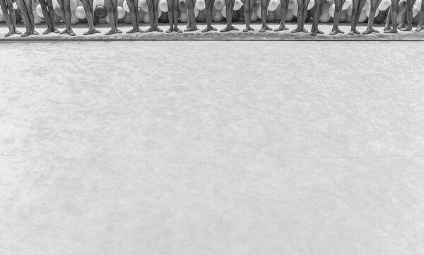 Énergie des victoires: les meilleures photos sportives - Sputnik France