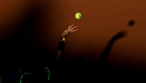 Le tennis - Sputnik France