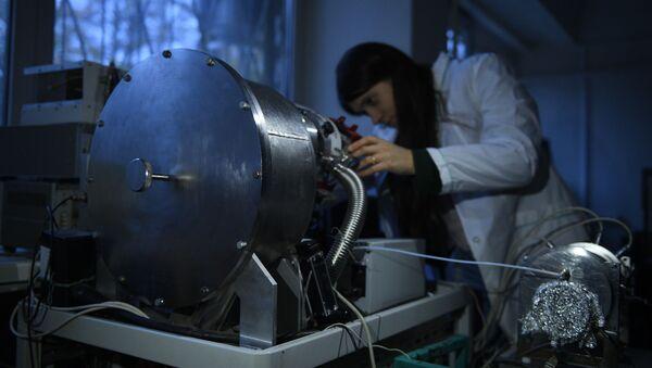 Гибридный масс-спектрометр - Sputnik France