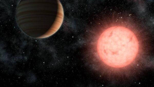 une nouvelle planète (image d'illustration) - Sputnik France