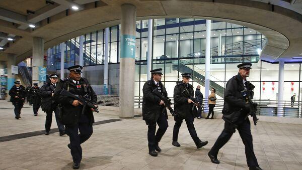 UK police - Sputnik France