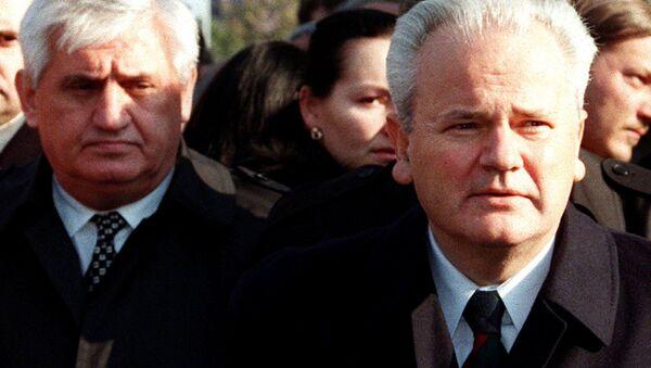 Victimes du Tribunal de La Haye pour l'ex-Yougoslavie - Sputnik France