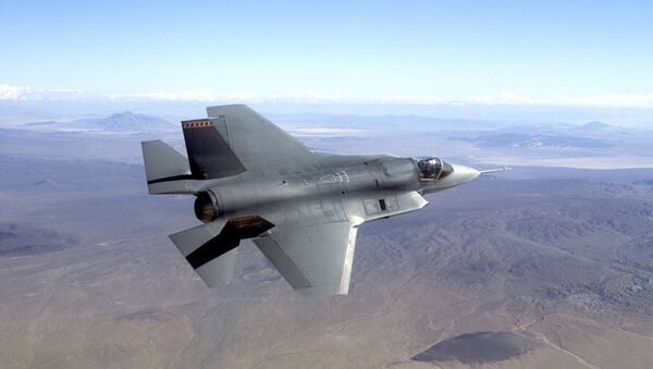 Lockheed Martin F-35 Lightning II - Sputnik France