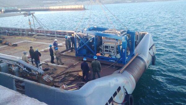 Le submersible russe Pantera Plus engagé à l'opération de recherche du sous-marin San Juan - Sputnik France