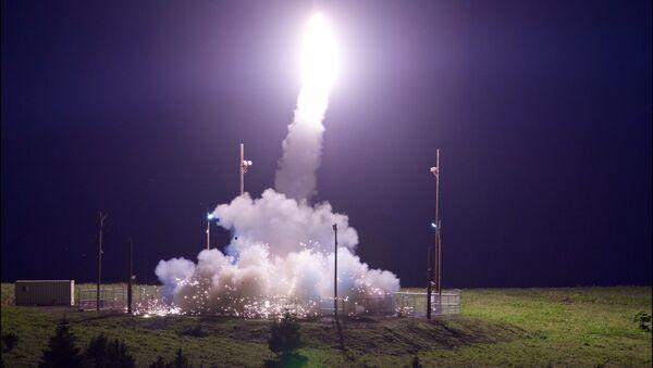 Le test du système antimissile américain THAAD en Alaska - Sputnik France