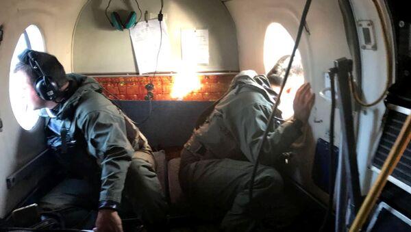 L'opération de recherche du sous-marin San Juan - Sputnik France