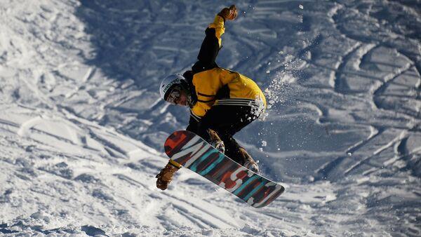 Ouverture de la saison de ski à Gorki Gorod à Sotchi - Sputnik France