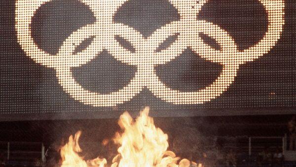 La flamme olympique des JO 1976 de Montréal - Sputnik France