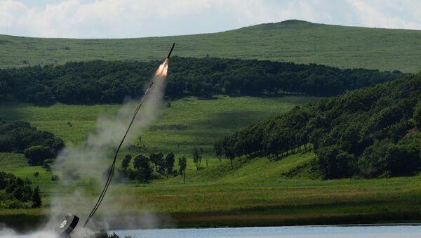 UR-77 lors des exercices militaires (image d'illustration) - Sputnik France