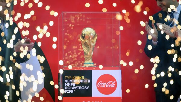 la Coupe du monde 2018 - Sputnik France