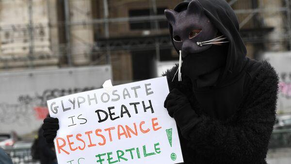 manifestation contre glyphosate - Sputnik France