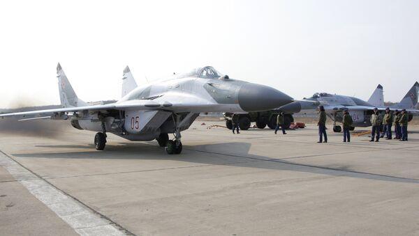 Mikoyan MiG-29SMT jet fighter aircraft - Sputnik France