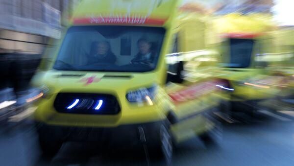 Une ambulance russe (image d'illustration) - Sputnik France
