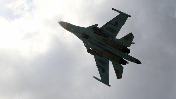 Chasseur-bombardier russe Su-34  - Sputnik France