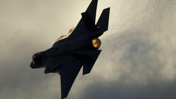 Caza F-35 - Sputnik France