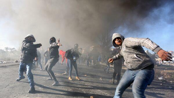 Heurts en Palestine - Sputnik France