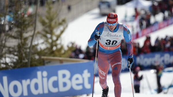 Le skieur russe Alexander Legkov - Sputnik France