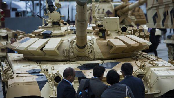 Открытие 10-й международной выставки Russia Arms Expo - Sputnik France