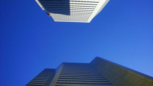 Skyscraper Perspective - Sputnik France