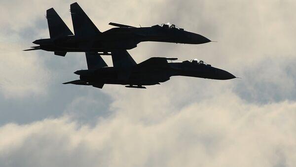 Des chasseurs Sukhoi Su-27 - Sputnik France