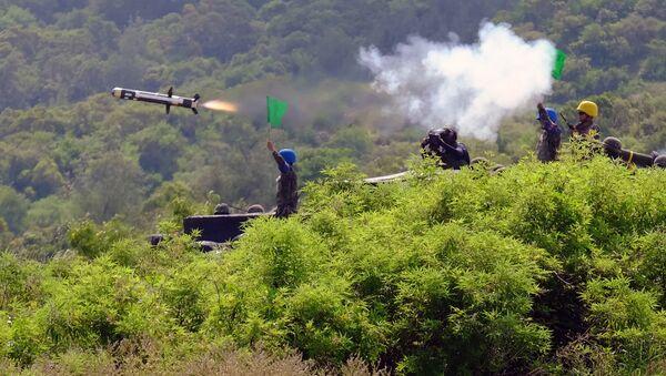 Lance-missiles antichar Javelin - Sputnik France