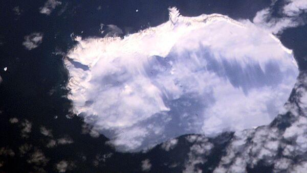 Bouvet aerial photo - Sputnik France