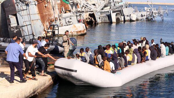Libye - Sputnik France